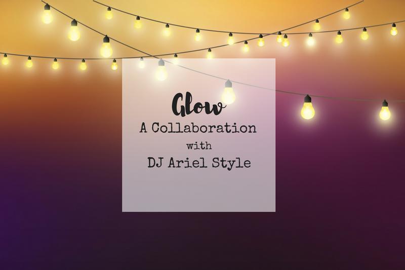 Glow: A Fun Dance Track by DJ Ariel Style featuring Mella