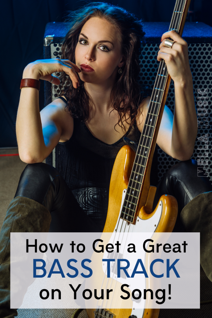 Tips to get Great Bass Tracks on Your Songs