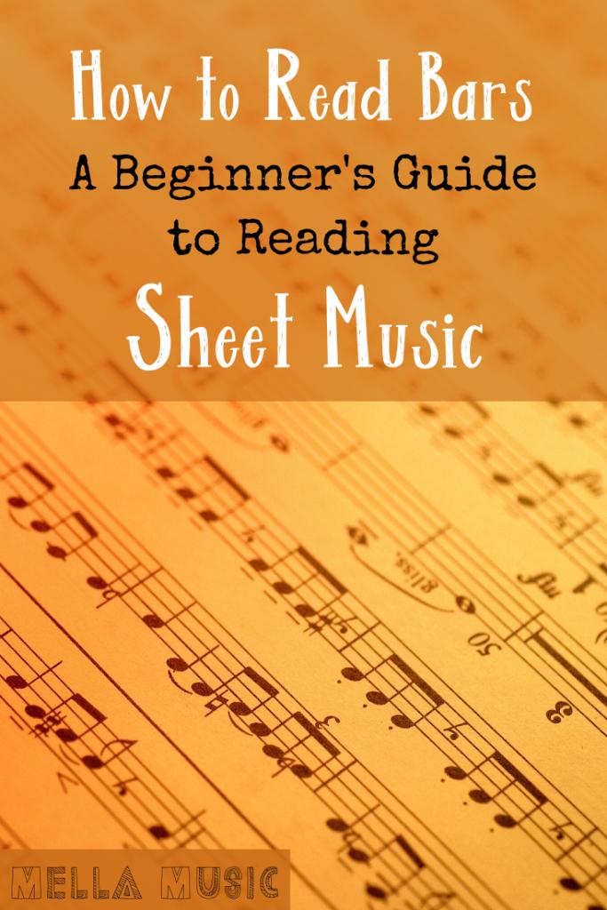 3 Tips to Read Sheet Music Easier!