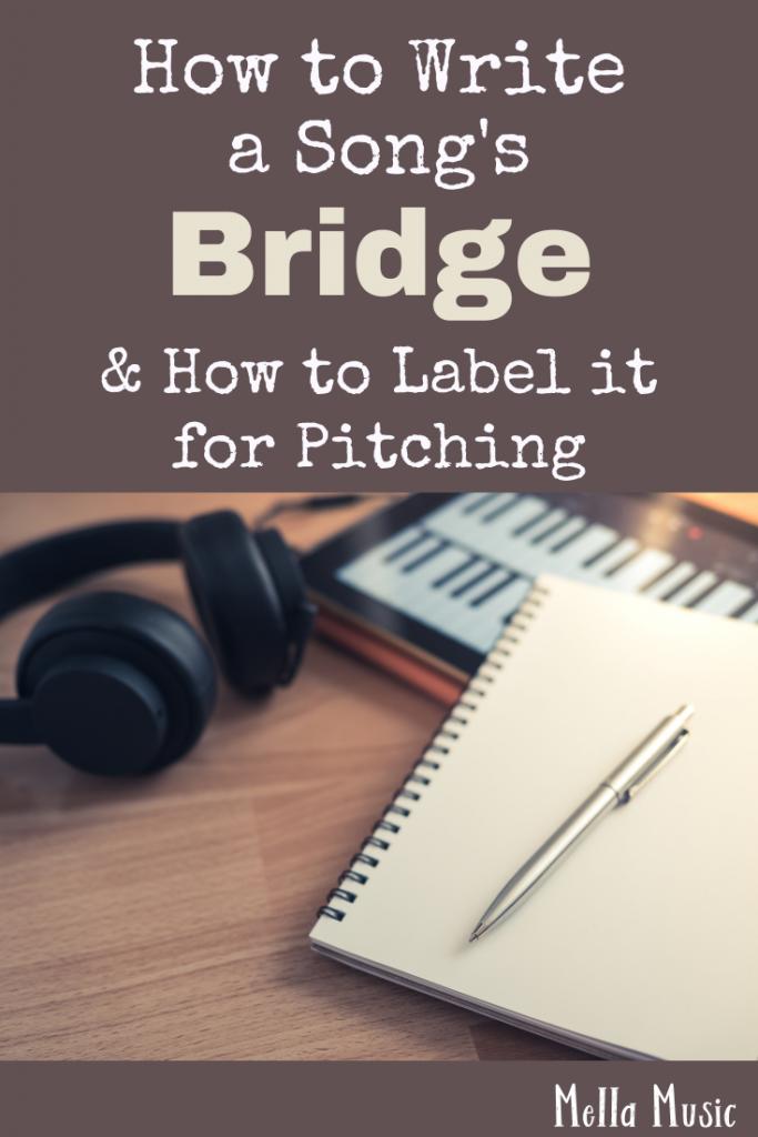 Song Bridge Writing Tips for Beginners