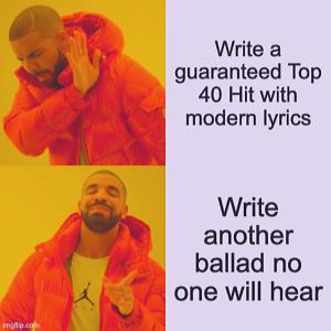 Funny Songwriter Meme