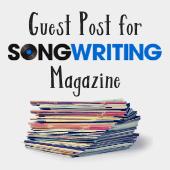 Songwriting Magazine Guest Post Mella Barnes