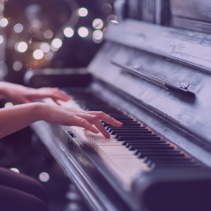 Chord Progressions on Piano