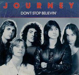 Journey Don't Stop Believin