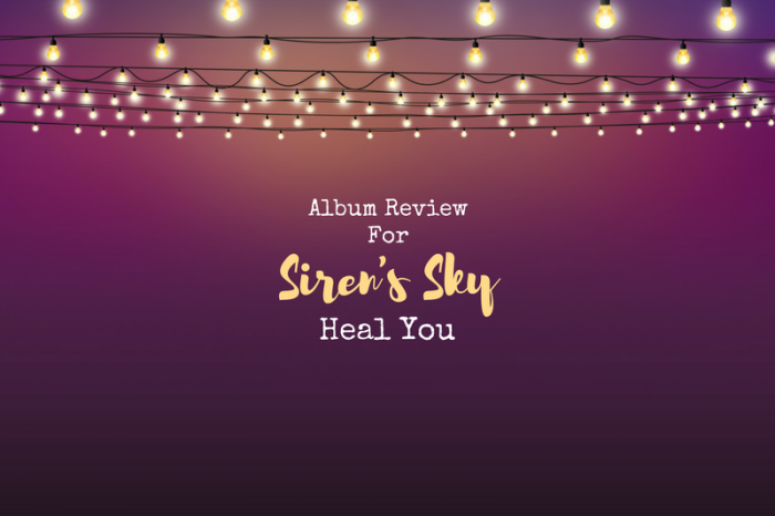 Album Review for Siren's Sky, Heal You, featuring Mella Barnes