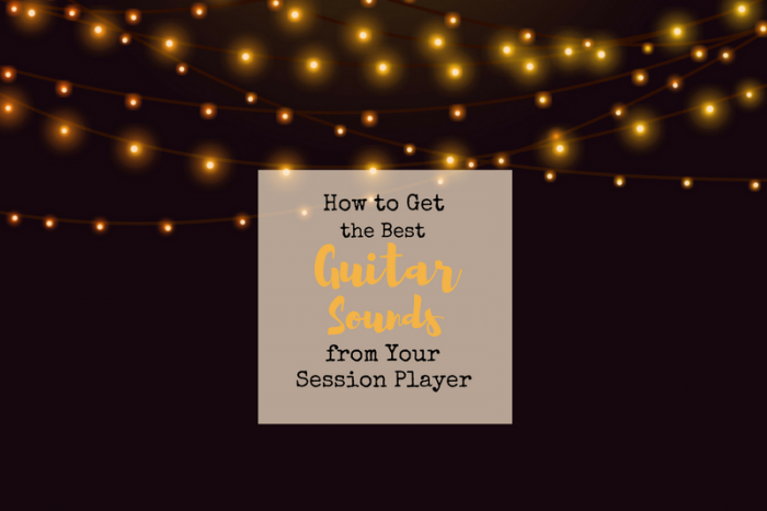 How to get a stellar performance from your guitar player each time