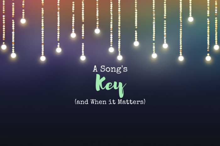 A simple guide to understanding a song's key