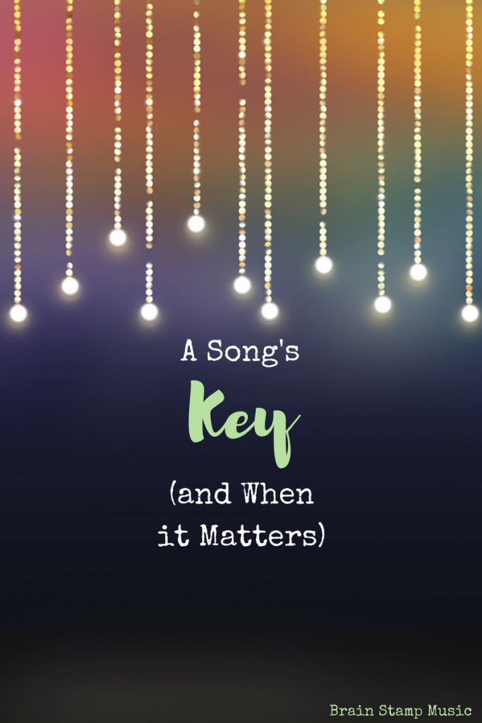 How to find a song key (and when you need to know)