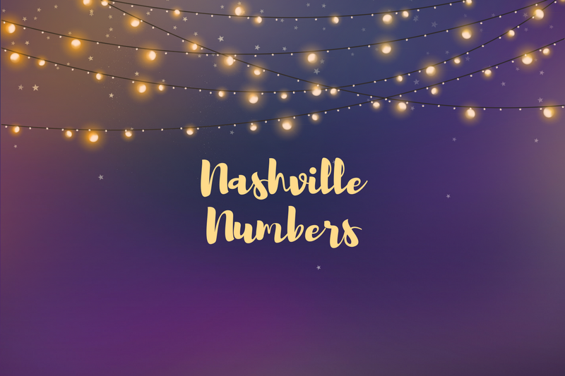 Helpful tips for Nashville Numbers