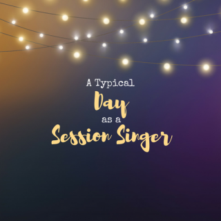 A Day's Work As a Session Singer