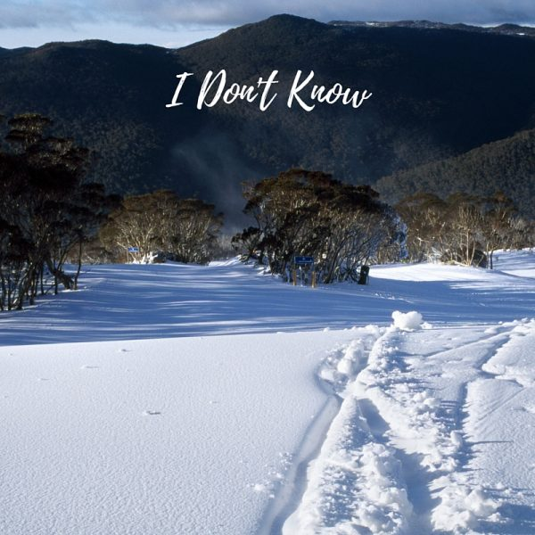 I Don't Know by Mella