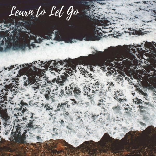 Learn to Let Go by Mella