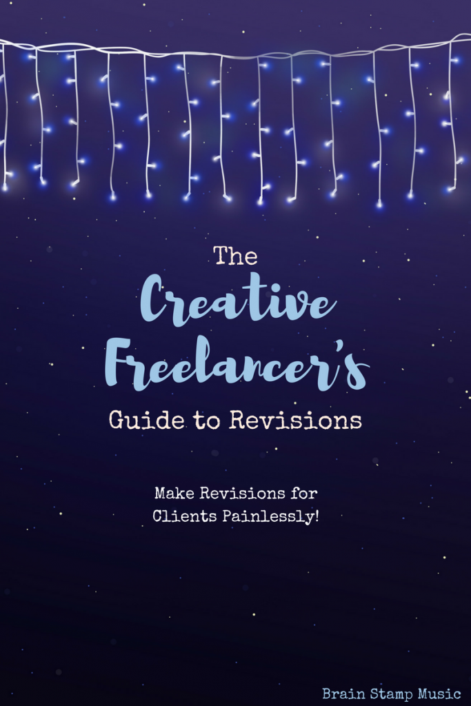 We all have that annoying client who wants multiple revisions. Here's how to provide revisions without losing your sanity!