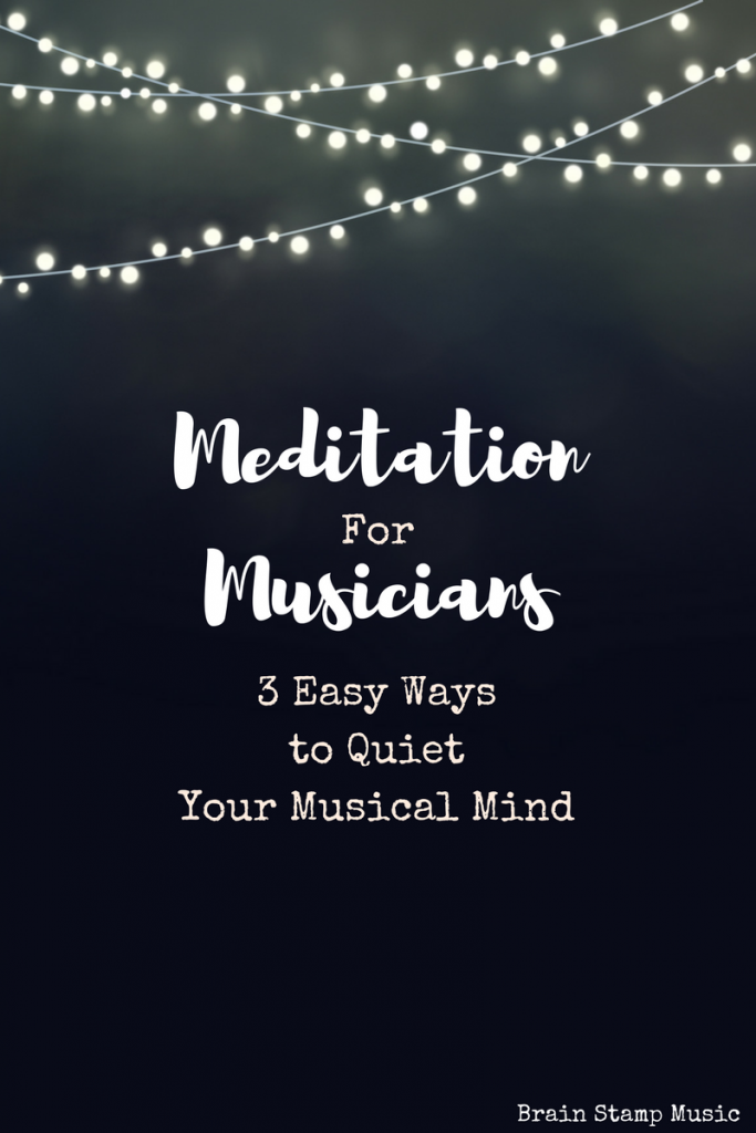 Do you have trouble meditating? Here are 3 simple ways to gain mental clarity for creativity!