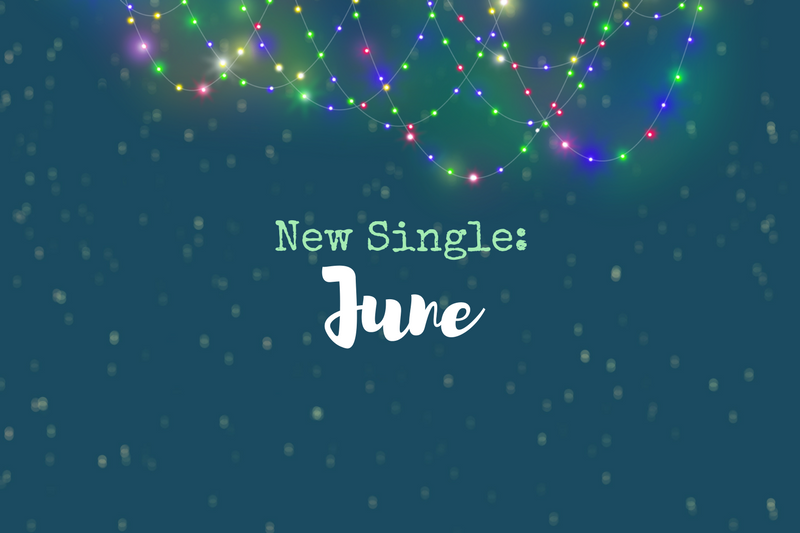 New single, June, by The Gatsbys and Mella