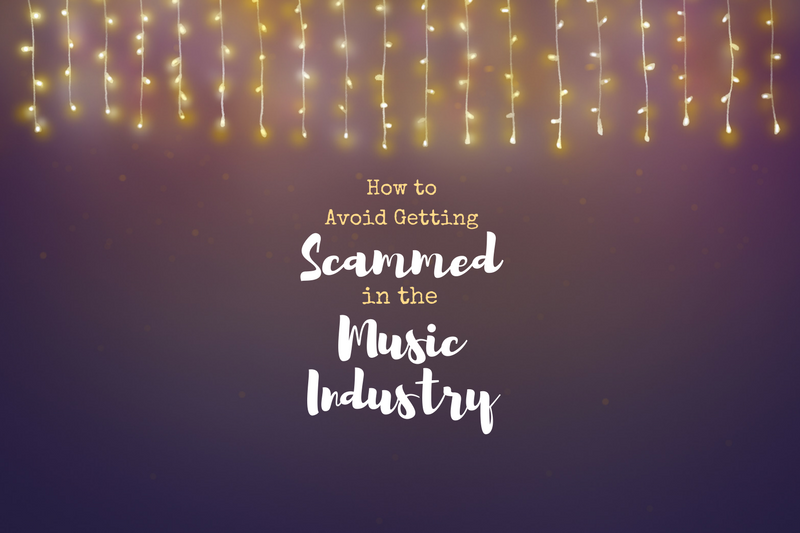 Tips to avoid falling into artist traps in the music industry