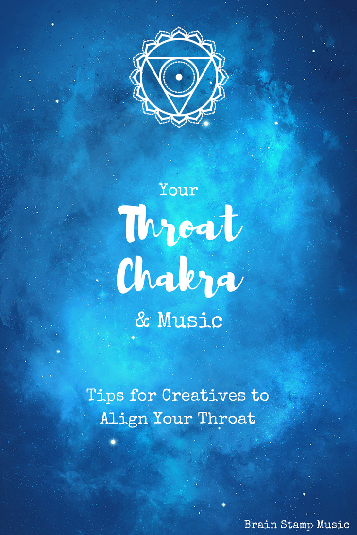 Tips for musicians and creatives to align their throat chakra