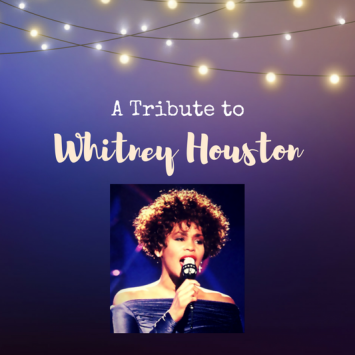 How Whitney Houston Shaped My Career as a Session Singer