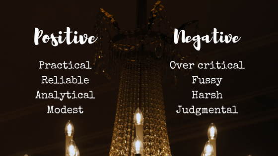 Positive and Negative Virgo Traits