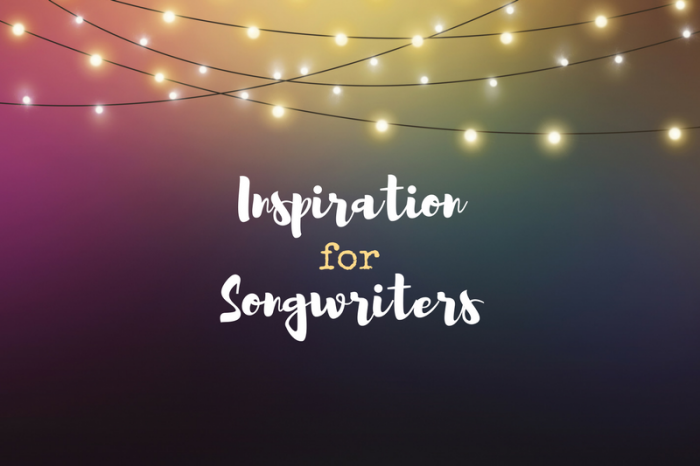 Unlikely Sources of Inspiration for Songwriters