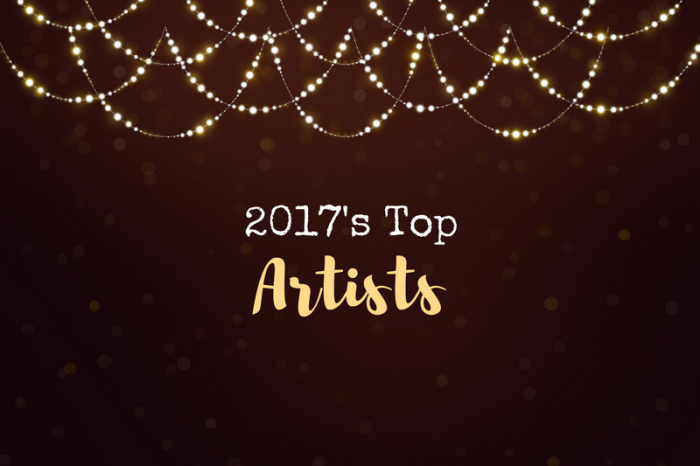 How 2017's Top Artists Became Successful