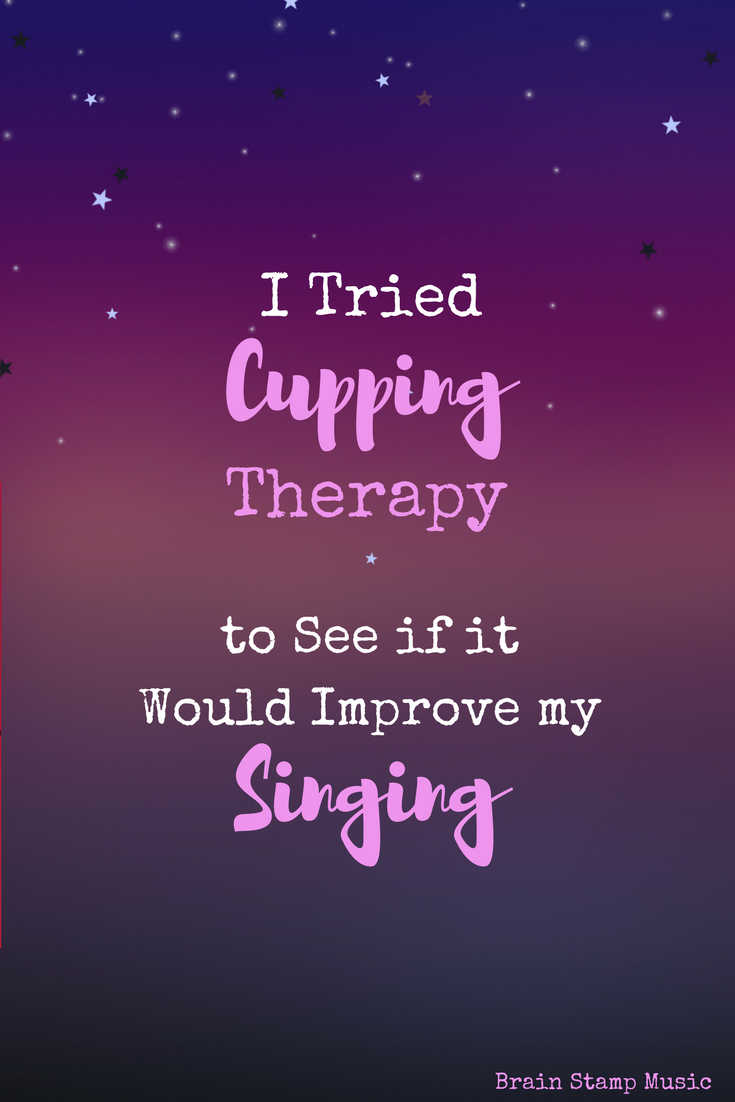 Cupping Therapy for Singers: Is it worth it? Find out here!