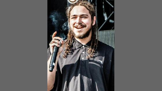 How did Post Malone get famous?