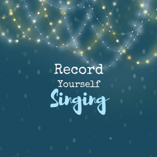 5 Tips for Recording Yourself Singing – Guest Post
