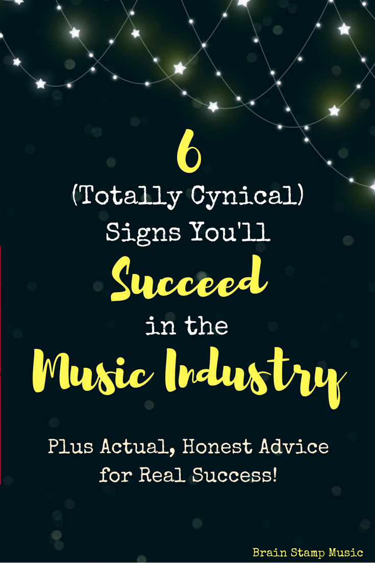 How to Know if You'll be Successful in Music!