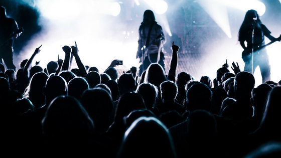 How to use video walls for a better live concert