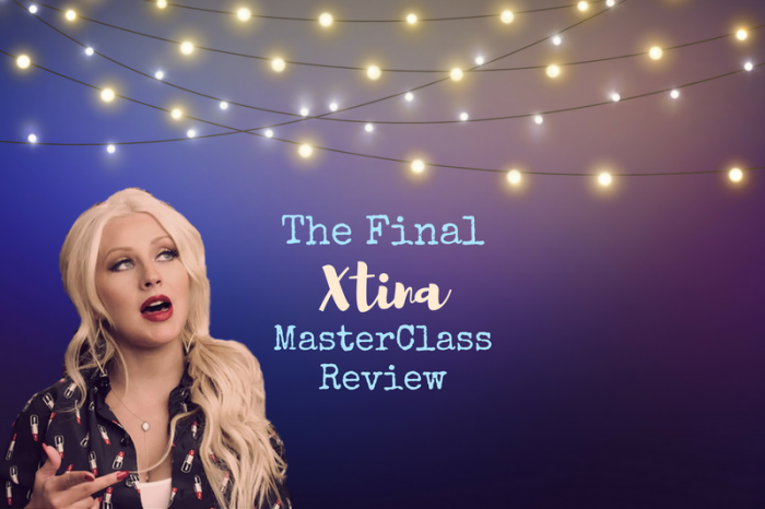 A Complete Review of the Christina Aguilera MasterClass!