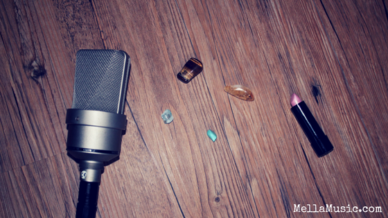 Reiki healer Melissa Crowhurst discusses crystal therapy for singers