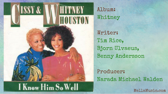 I Know Him So Well - Whitney Houston and Cissy Houston