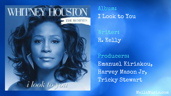 I Look to You Single - Whitney Houston songs ranked worst to best