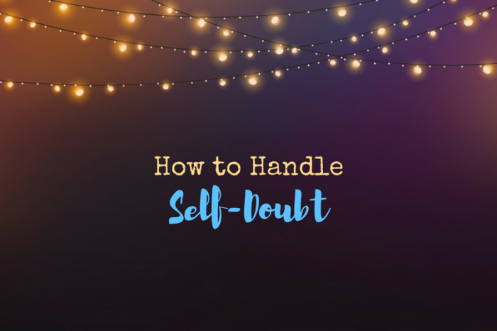 How to Handle Self-Doubt as a Songwriter