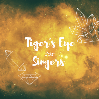 I Tried Tiger's Eye Crystal Therapy to Improve My Singing