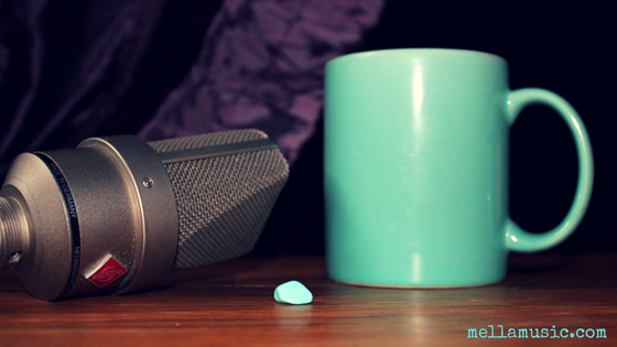 Does Turquoise Crystal Therapy work for Vocalists? I tried it to find out!
