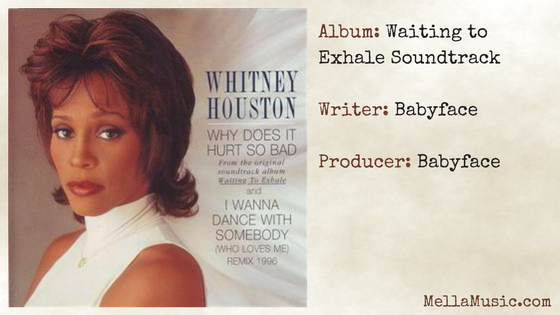 All of Whitney Houston's songs ranked from worst to best