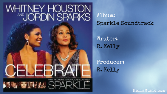 Celebrate - from the movie Sparkle with Jordin Sparks