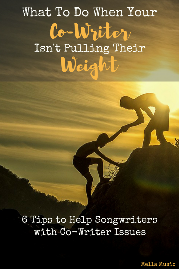 6 Tips to Keep Songwriting Professional and Fun!
