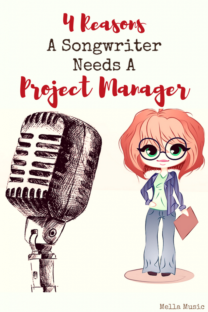 What is a Project Manager, and why would a Songwriter need one? Find out here!
