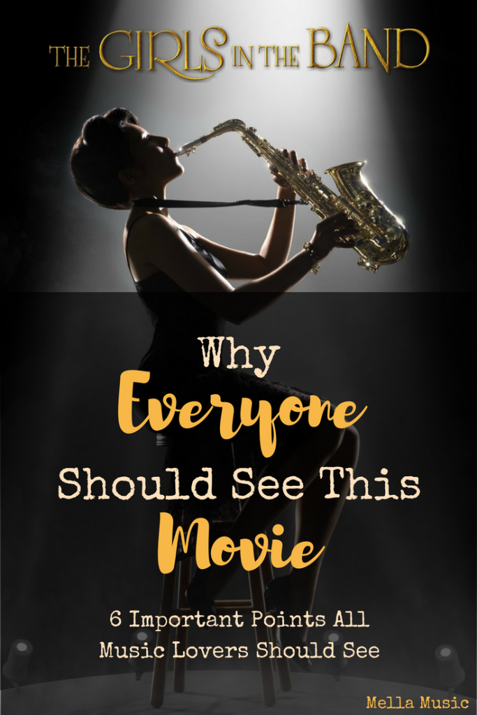 A Full Review of the Most Groundbreaking Film about Female Musicians. See it Today!