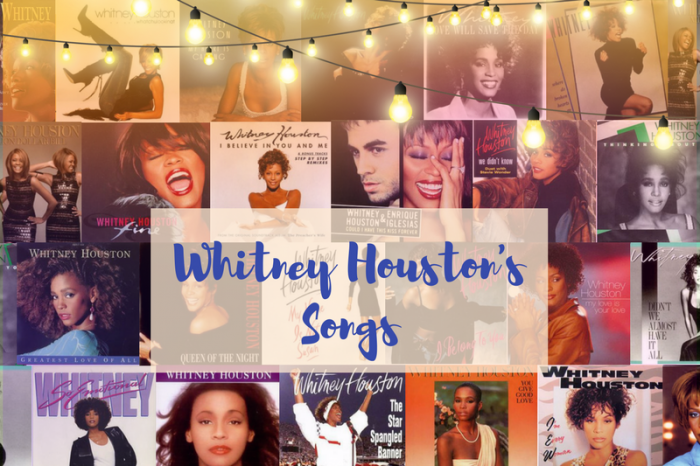 All 129 of Whitney Houston's Songs, Ranked from Worst to Best
