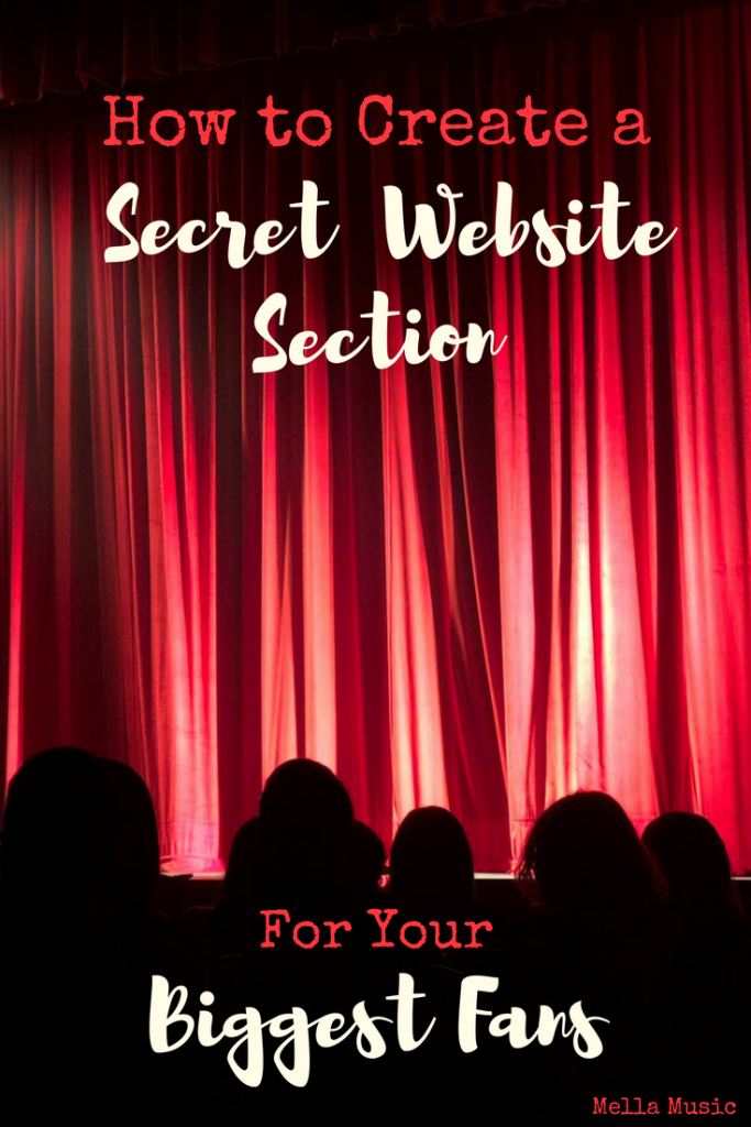 A Step-by-Step Guide to Creating a Secret Part of Your Website for Exclusive Content!