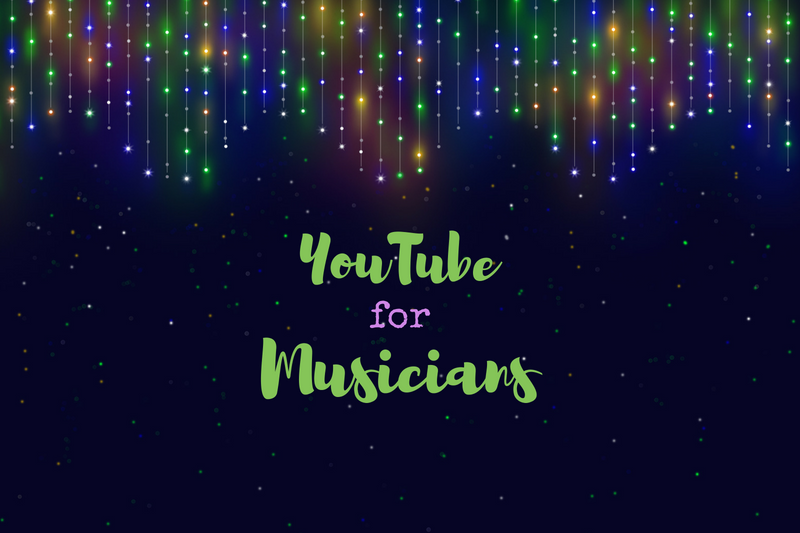 Tips and Ideas for Musicians Wanting to Grow Their YouTube Page