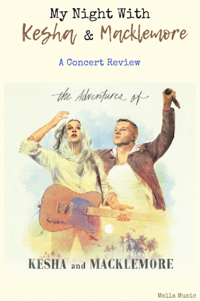 A Review of the Kesha/Macklemore Concert
