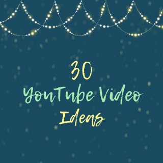 30 YouTube Content Ideas for Musicians