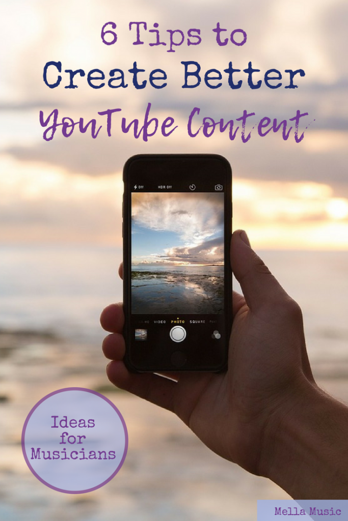 6 Tips to Improve and Optimize Your YouTube Content. Get More Fans with Better Videos!