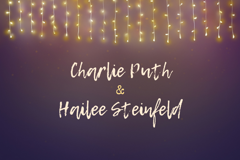 A Review of the Charlie Puth VoiceNotes show with Hailee Steinfeld