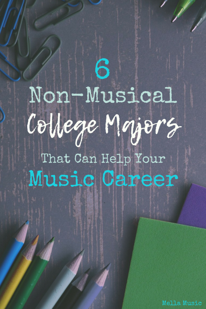 Can't Decide on a Major? Here are 6 to Help Your Music Career!